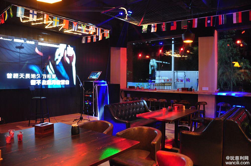 手机赌钱游戏奥维斯清吧试营业,有网红有派对,年轻人的新舞台!